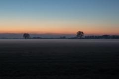 Pracht landschap