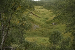 Bjurälven, Zweden