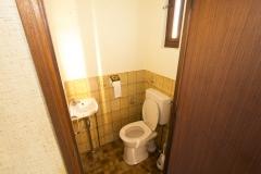 Het toilet hoe het was...