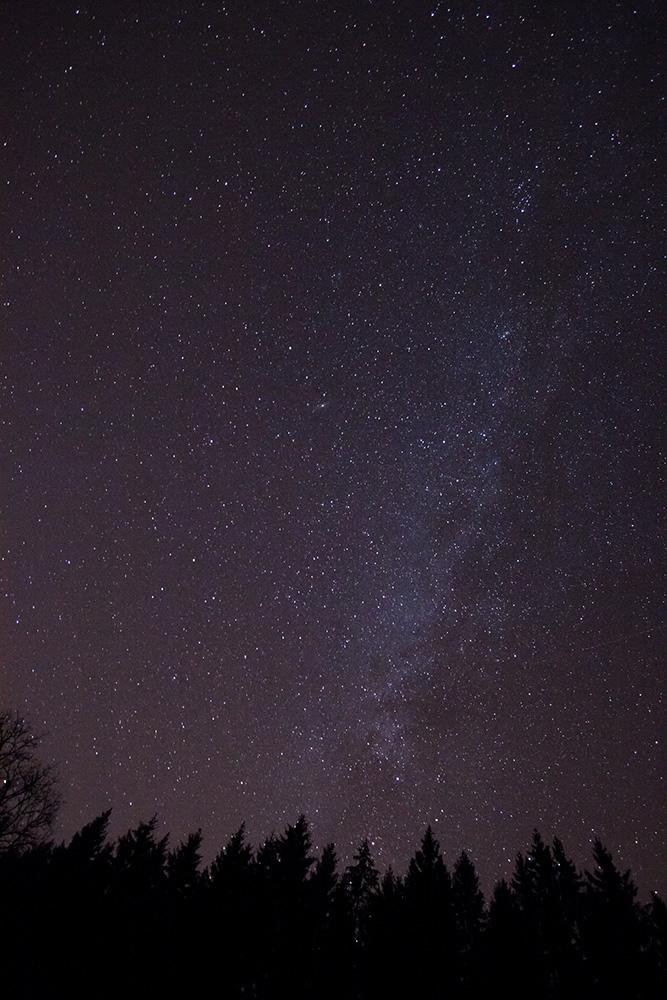 de melkweg, het sterrenstelsel waar we deel van uitmaken