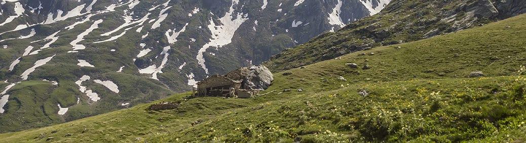Berglandschap Italië