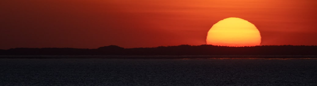 zonsondergang Zierikzee